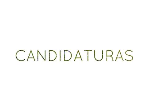 candidaturas